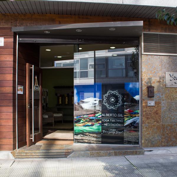 Yoga tibetano en Pontevedra: El Centro